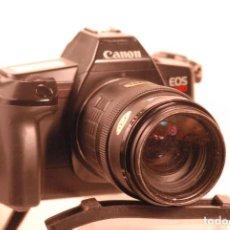 Cámara de fotos: CÁMARA CANON EOS 620 ZOOM, OBJETIVO CANON ZOOM LENS 35-105MM 1:3.5-4.5, FILTRO 58 AV. Lote 127202139
