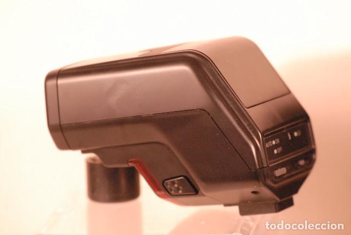 Cámara de fotos: flash minolta program 3200i. incluye funda original. - Foto 4 - 127905307