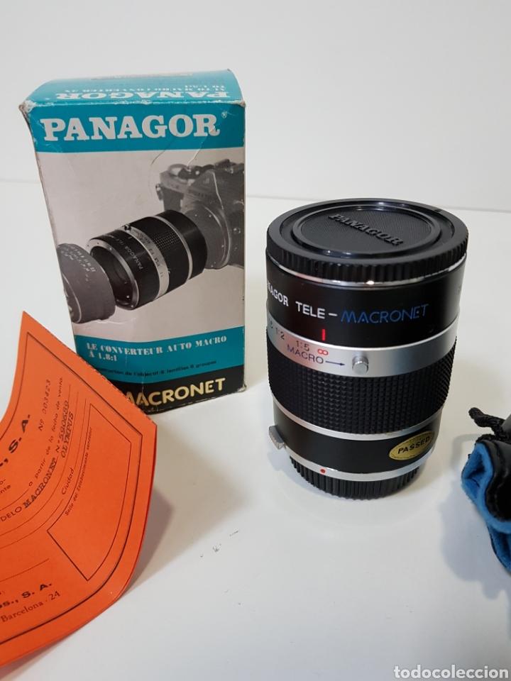 Cámara de fotos: Nuevo!! PANAGOR TELE MACRONET 3x tubo CONVERTIDOR MACRO 1:1,5 / 1:2 / 1:5 PARA OLYMPUS / 50mm - Foto 7 - 127971200