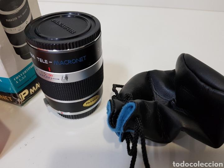 Cámara de fotos: Nuevo!! PANAGOR TELE MACRONET 3x tubo CONVERTIDOR MACRO 1:1,5 / 1:2 / 1:5 PARA OLYMPUS / 50mm - Foto 8 - 127971200