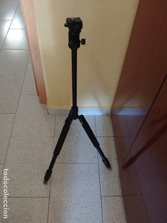 Cámara de fotos: Tripode de rotula de bola de 157 cms con funda - Foto 2 - 128098835