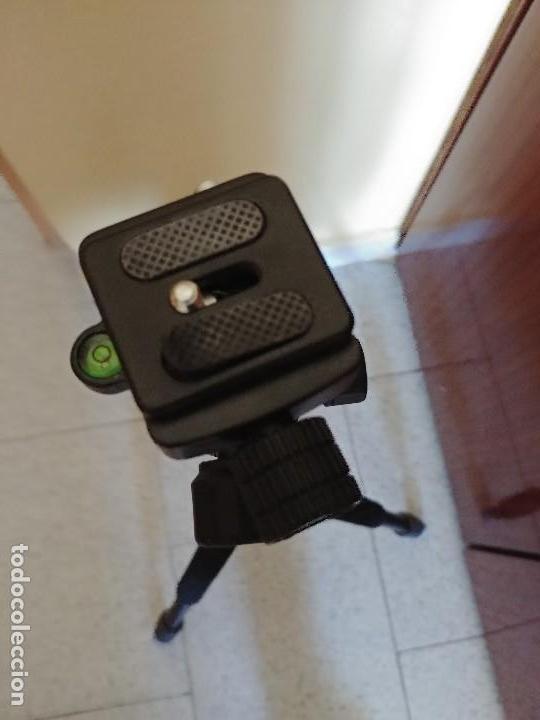 Cámara de fotos: Tripode de rotula de bola de 157 cms con funda - Foto 3 - 128098835