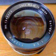 Cámara de fotos - Soligor 28mm F:2,8. 60mm de diámetro - 128099139