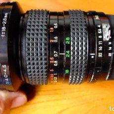 Cámara de fotos: SAMYANG 18-28MM F4-4,5 PARA NIKON. Lote 128166363