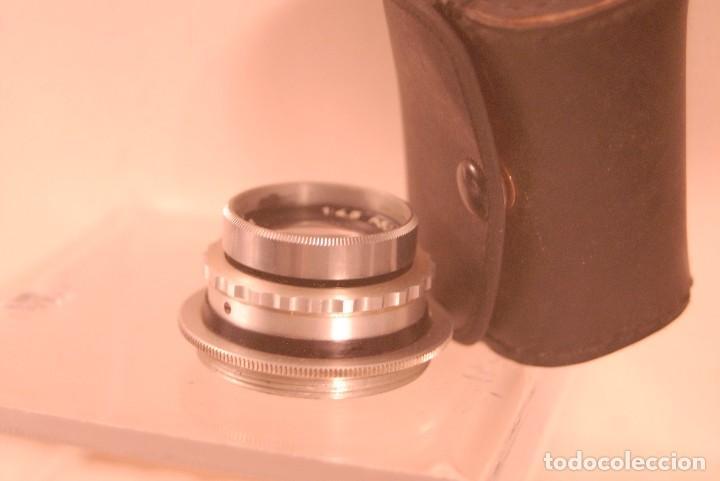 Cámara de fotos: objetivo ampliadora rodamtoch trinar 1.2.8-50 mm - Foto 3 - 128610135