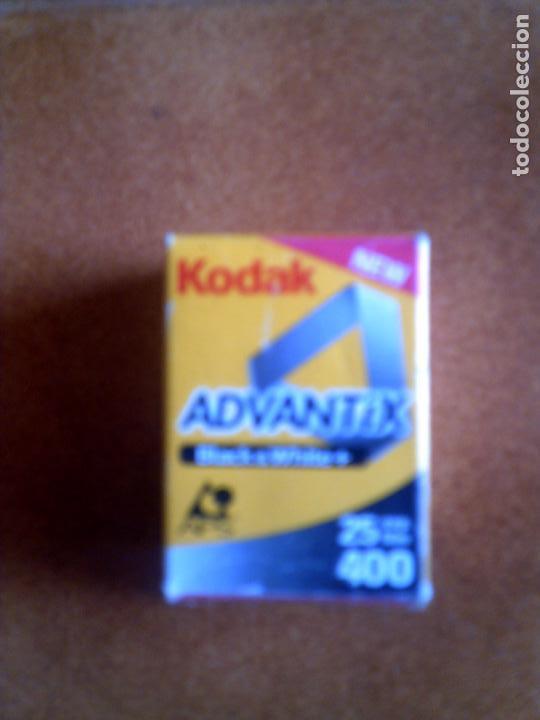 CARRETE KODAK ADVANTIX (Cámaras Fotográficas Antiguas - Objetivos y Complementos )