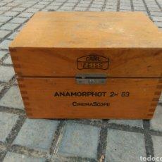 Cámara de fotos - Caja vacia objetivo zeiss ikon - 131552557