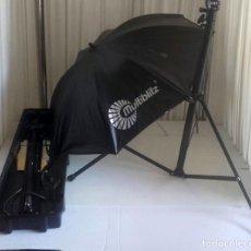 Cámara de fotos: EQUIPO 3 FLASHES ESTUDIO MULTIBLITZ 800 W. Lote 131624526