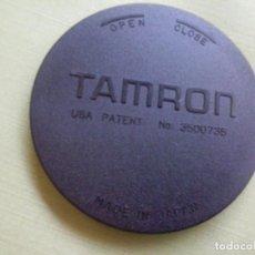 Cámara de fotos: TAPA TAMRON ADAPTADOR REF. 3500735. Lote 131926662