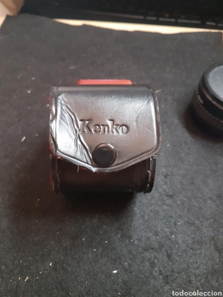 KENKO TELEPLUS MC4 CON FUNDA (Cámaras Fotográficas Antiguas - Objetivos y Complementos )