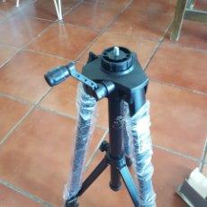 Cámara de fotos: TRIPODE 3 55 ANTIGUO NUEVO. Lote 134080293