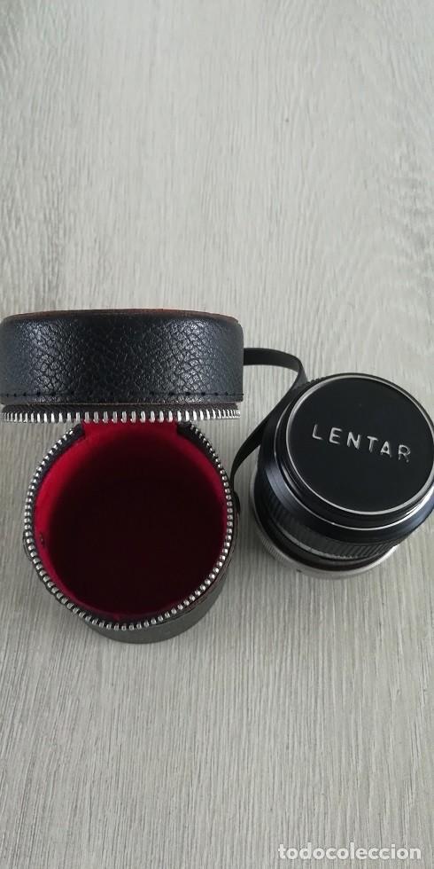 Cámara de fotos: Objetivo vintage. marca:Super-Lentar 35mm - Foto 2 - 134749662