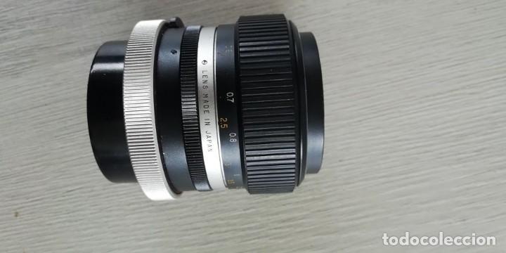 Cámara de fotos: Objetivo vintage. marca:Super-Lentar 35mm - Foto 6 - 134749662