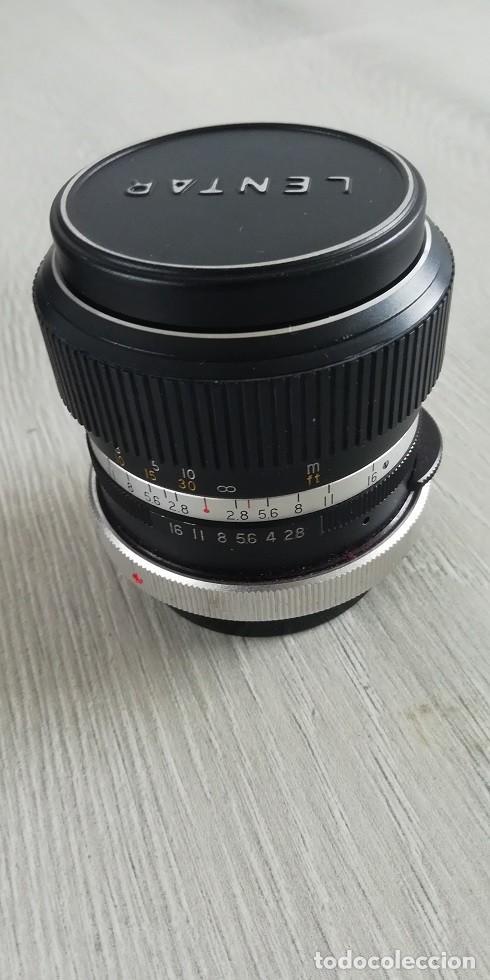Cámara de fotos: Objetivo vintage. marca:Super-Lentar 35mm - Foto 8 - 134749662