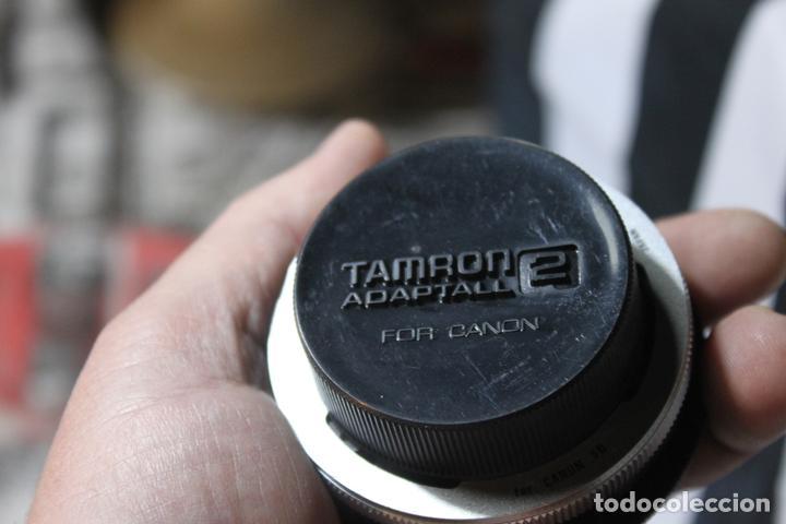 Cámara de fotos: Adaptador TAMRON para bayoneta MINOLTA MD - Foto 2 - 135414082