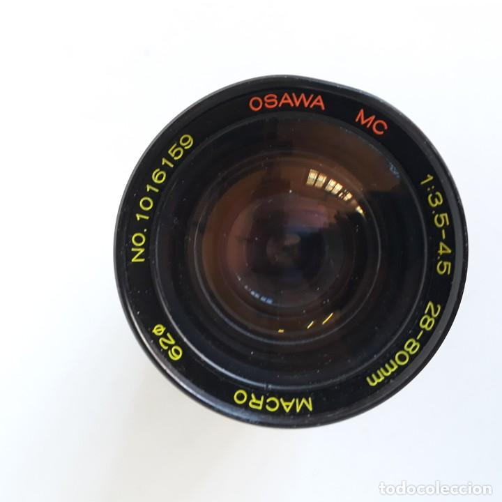Cámara de fotos: Objetivo Osawa MC 1:35-4,5, 28-80 mm y 62 mm diametro.Macro - Foto 2 - 135487242