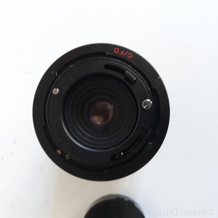 Cámara de fotos: Objetivo Osawa MC 1:35-4,5, 28-80 mm y 62 mm diametro.Macro - Foto 7 - 135487242
