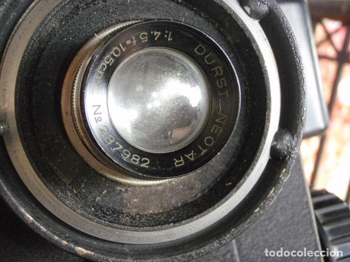 Cámara de fotos: AMPLIADORA FOTOGRAFICA DURST 609 - Foto 10 - 27811234
