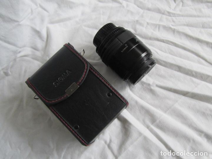 Cámara de fotos: Objetivo fotográfico Sigma 52 mm, 28 mm - 70 mm, 1: 3.5 - 4.5 Funda original - Foto 2 - 136132642