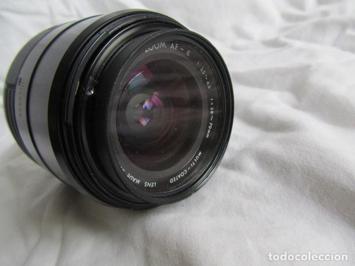 Cámara de fotos: Objetivo fotográfico Sigma 52 mm, 28 mm - 70 mm, 1: 3.5 - 4.5 Funda original - Foto 7 - 136132642
