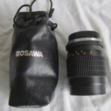Cámara de fotos: OBJETIVO OSAWA MC 52 MM, F=135 MM, 1: 2.8 FUNDA ORIGINAL. Lote 136132778
