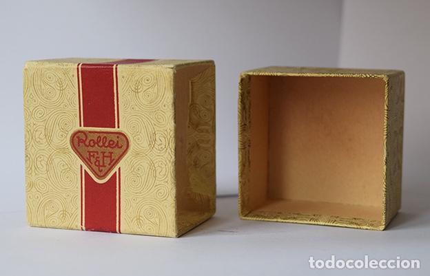 Cámara de fotos: Rollei: caja (vacía) de Rolleinar Rolleipar 1 - Procedente del especialista Wessendorf, Heidelberg - Foto 2 - 136423610