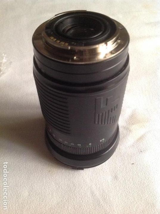 Cámara de fotos: ANTIGUO OBJETIVO VIVITAR 28-210 MM / 1:3.5-5.6 MC AUTO FICUS SOOM 72 MM - Foto 9 - 136488938