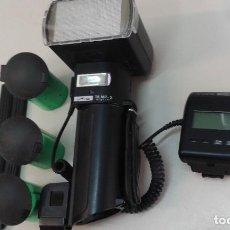 Cámara de fotos - FLASH PROFESIONAL METZ COMO NUEVO MODELO 76 MZ-5 - 136503730