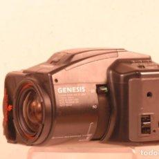 Cámara de fotos: CAMARA CHINON GENESIS 35-80 OBJETIVO TELE CONVERTER. Lote 136802858