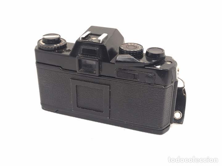 Cámara de fotos: Lote 2 cámaras + objetivos + winders - Foto 4 - 137009652