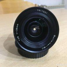 Cámara de fotos: ROLLEINAR MC 28MM 2.8 CON MONTURA CANON EOS. Lote 137111434