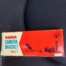 Cámara de fotos: HANSA CAMARA FOTOS BRACKET MADE IN JAPAN. NUEVO A ESTRENAR CON SU CAJA. Lote 137217189