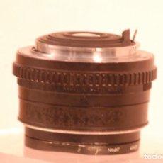 Cámara de fotos: OBJETIVO PENTAX M 1.3. 5-28,M NO FUNCIONA . Lote 137604642