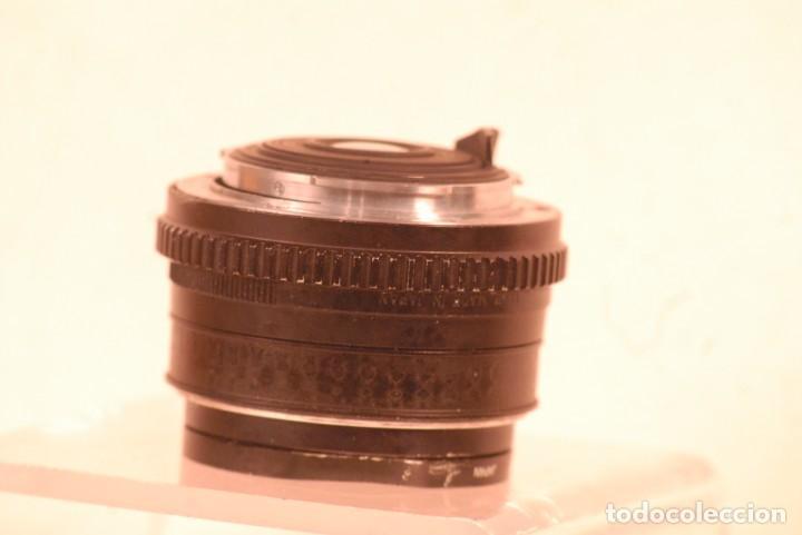 Cámara de fotos: objetivo pentax m 1.3. 5-28,m no funciona - Foto 3 - 137604642