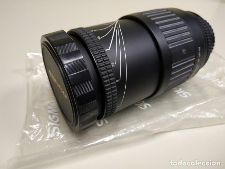 Cámara de fotos: 1018- OBJETIVO INTERCAMBIABLE ZOOM SIGMA 28-200 MM F 38 - 5.6 MADE IN JAPAN - Foto 2 - 138000550