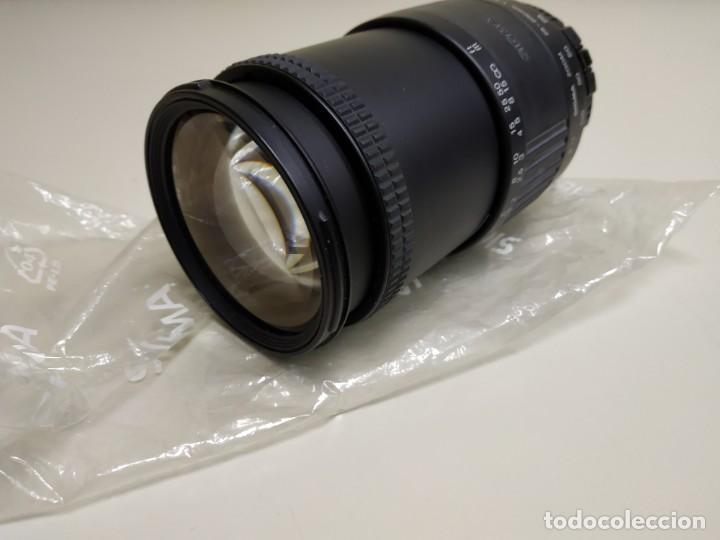 Cámara de fotos: 1018- OBJETIVO INTERCAMBIABLE ZOOM SIGMA 28-200 MM F 38 - 5.6 MADE IN JAPAN - Foto 5 - 138000550