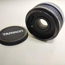 Cámara de fotos: 1018- OBJETIVO TAMRON FOR CANON TELE CONVERTER 2X JAPAN NO 523173. Lote 138001454