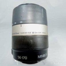 Cámara de fotos - Objetivo Minolta 56/170 - 139451486