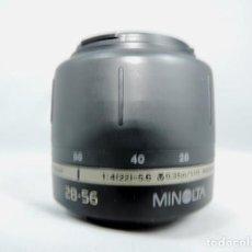 Cámara de fotos - Objetivo Minolta 28/56 - 139452250