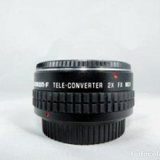 Cámara de fotos: TELECONVERTER TAMRON-F 2 X FX MC4. Lote 139460038