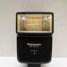 Cámara de fotos: FLASH PANASONIC PE-201C. Lote 140569366