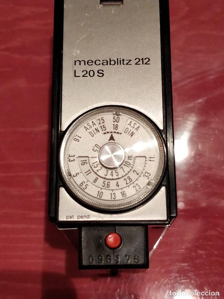 Cámara de fotos: Flash Metz MECABLITZ 30BCT4 y 212 L20S - Foto 8 - 141641518