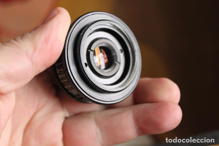 Cámara de fotos: Objetivo Industar 50mm F:3,5 (rosca 39mm) - Foto 3 - 142413718