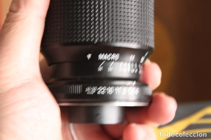 Cámara de fotos: Zoom TAMRON 70-210 F:4-5,6 - Foto 2 - 142415642