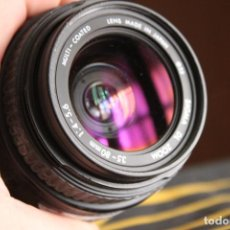 Cámara de fotos: ZOOM SIGMA DL ZOOM 35-80MM F:4-5,6 (BAYONETA CANON EOS). Lote 142417502