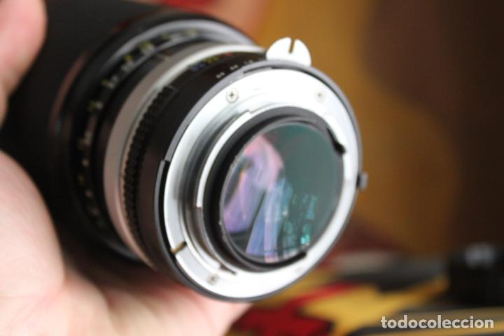 Cámara de fotos: Zoom Nikon Nikkor (AI) 80-200 F:4,5 - Foto 3 - 142421402