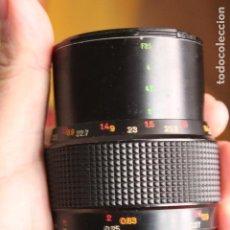 Cámara de fotos: OBJETIVO MACRO HEXANON 55MM F:3,5 . Lote 142421306
