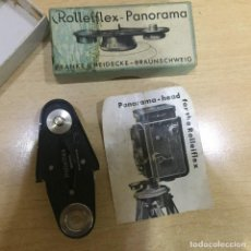 Cámara de fotos: ROLLEIFLEX PANORAMA. Lote 142717614