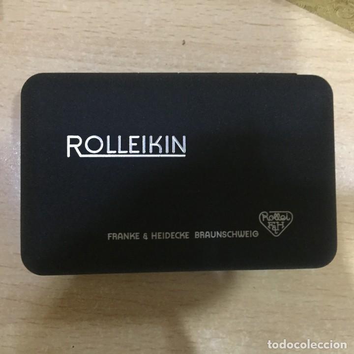 Cámara de fotos: ROLLEIKIN 2 - Foto 5 - 183867181