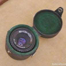 Cámara de fotos: DOMIPLAN MEYER OPTIK 50 - 2.8 - MONTRA DE ROSCA M42. Lote 142866850